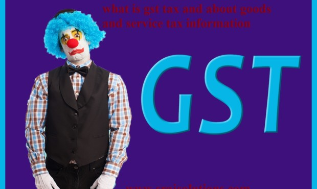 what is gst tax in marathi and about goods and service tax