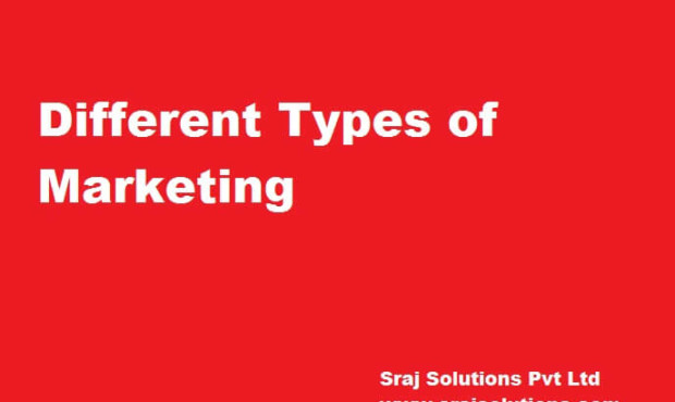 Different Types of Marketing Strategies