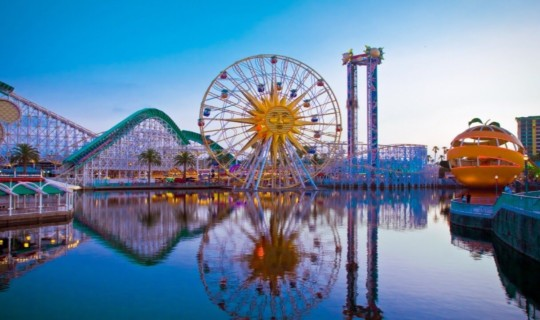 Places to go in California Tourist Attractions